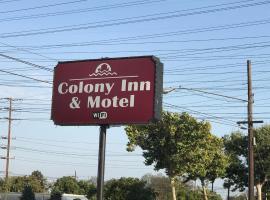 Colony Inn Motel, Bellflower