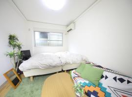 EX Tenroku Apartment 105