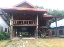 Baan MaiNgam, Phang-nga (in de buurt van Ko Yao Yai)