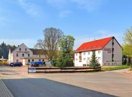 """Landhotel """"Sumpfmühle"""" am Tharander Wald, Hetzdorf"""