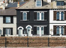 The Black House, Budleigh Salterton (рядом с городом East Budleigh)