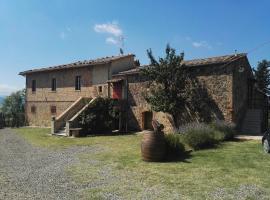Luce di Vino, Montalcino (Sant'Angelo in Colle yakınında)