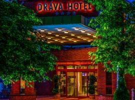 Dráva Hotel Thermal Resort, Харканы