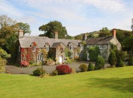 Collaven Manor, Okehampton (рядом с городом Bridestowe)
