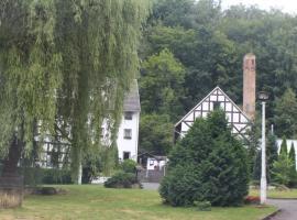 Walkmühle, Eisenberg (Tautenhain yakınında)