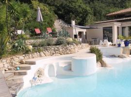 Spacious Dream Villa near Monaco, Рокебрюн — Кап-Мартен (рядом с городом Gorbio)