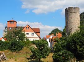 Burghotel Witzenhausen, Witzenhausen (Berlepsch-Ellerode yakınında)