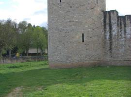 Turm Laange Veit, Echternach (Minden yakınında)