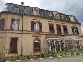 Villa Spetz, Изенгейм
