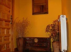 Casa La Fuente, El Vallecillo