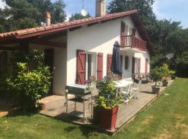 Maison proche de la mer cadre exceptionnel, Labenne (рядом с городом Saint-Martin-de-Seignanx)