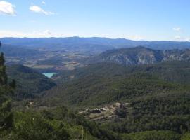 El Ensueño, Caneto (Morillo de Monclús yakınında)