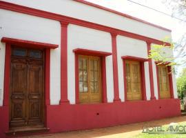 Hotel Amoite, Concepción de la Sierra (Gobernador Virasoro yakınında)