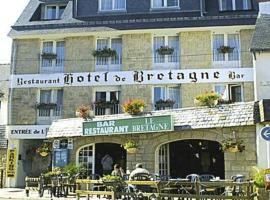 Hotel De Bretagne, Saint-Pierre-Quiberon