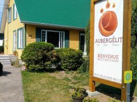 Aubergélit, Saint-Jean-Port-Joli (Saint-Roch-des-Aulnaies yakınında)