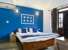 Boutique stay with parking in Cavelossim, Goa, by GuestHouser 46219, Ambelim (рядом с городом Бетул)