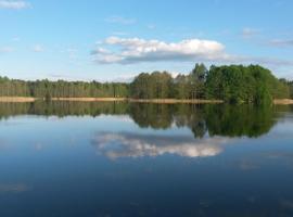 Cherty, Pastavy (Novoselki-Pervyye yakınında)