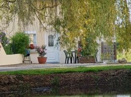 Gîte Les Sassiers, Briare (рядом с городом Pierrefitte-ès-bois)