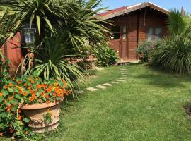 Luxury Garden, Fiumicino (Le Cerquete yakınında)