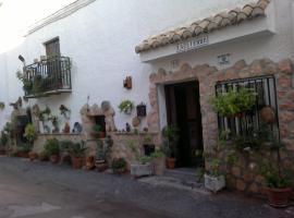 Casa Rural La Liebre, Hinojares