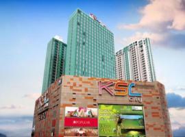 JB City Shopping Mall Apartment