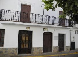 Holiday home Plaza Constitucion, Fiñana (Las Cuevas yakınında)