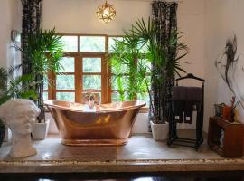 Artistic and Quirky Home with a Copper Bath and DIY Breakfast