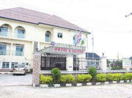 Royal Charlin Hotel and Suites, Port Harcourt