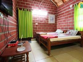 1 BR Cottage in Tarikere Taluk, Chikkamagaluru (27E3), by GuestHouser, Santaveri (рядом с городом Kadūr)