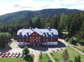 Hotel Lesní Chata, Kořenov