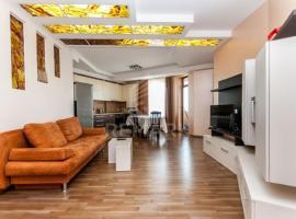 apartament in the cetre of Chisinau