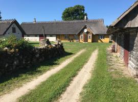 Kõrtsi-Jaagu talu, Orissaare (Järveküla yakınında)
