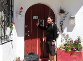 Alex's Stay, Calacalí (San Antonio yakınında)
