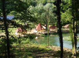 kotas-Esprit Nordique, Villers-sur-le-Mont (рядом с городом Étrépigny)