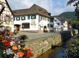 Zur Weserei, Kandern (Riedlingen Kandern yakınında)