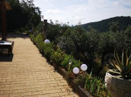 Villa l estegnaou, Figanières