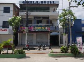 Hotel e Restaurante Grill, Breves