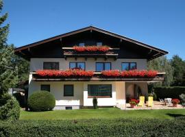 Appartement Lackner, Zell am See (Shüttdorf yakınında)