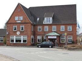 Schollers Restaurant & Hotel, Rendsburg (Jevenstedt yakınında)