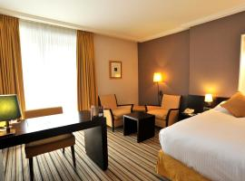 Parker Hotel Brussels Airport