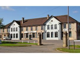 The Raven Hotel, Corby (Near Great Easton)