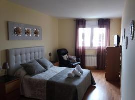 Apartamento Matias Lopez, Sarria (Moscán yakınında)