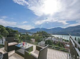 Casa Monte Rosa, Lugano (Near Collina d'Oro)