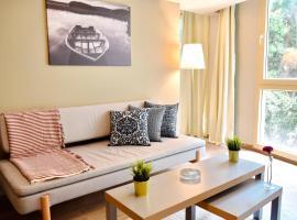Luxurious One Bedroom Serviced Apartment, Kahire (Minyat as Sīrij yakınında)