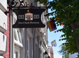 Hotel Stadt Hamburg