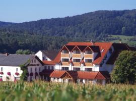"""Hotel-Restaurant """"Fränkischer Hof"""", Altenkunstadt (Burgkunstadt yakınında)"""