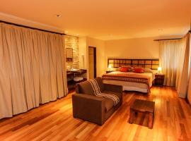 El Refugio Hotel & Suites, Villa Ángela (Santa Sylvina yakınında)