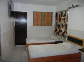 Hotel São Francisco, Santa Cruz do Capibaribe (Toritama yakınında)