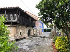 Casa La Panera, Llanera