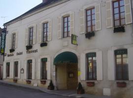 Le Relais Saint Vincent, Ligny-le-Châtel (рядом с городом Saint-Florentin)